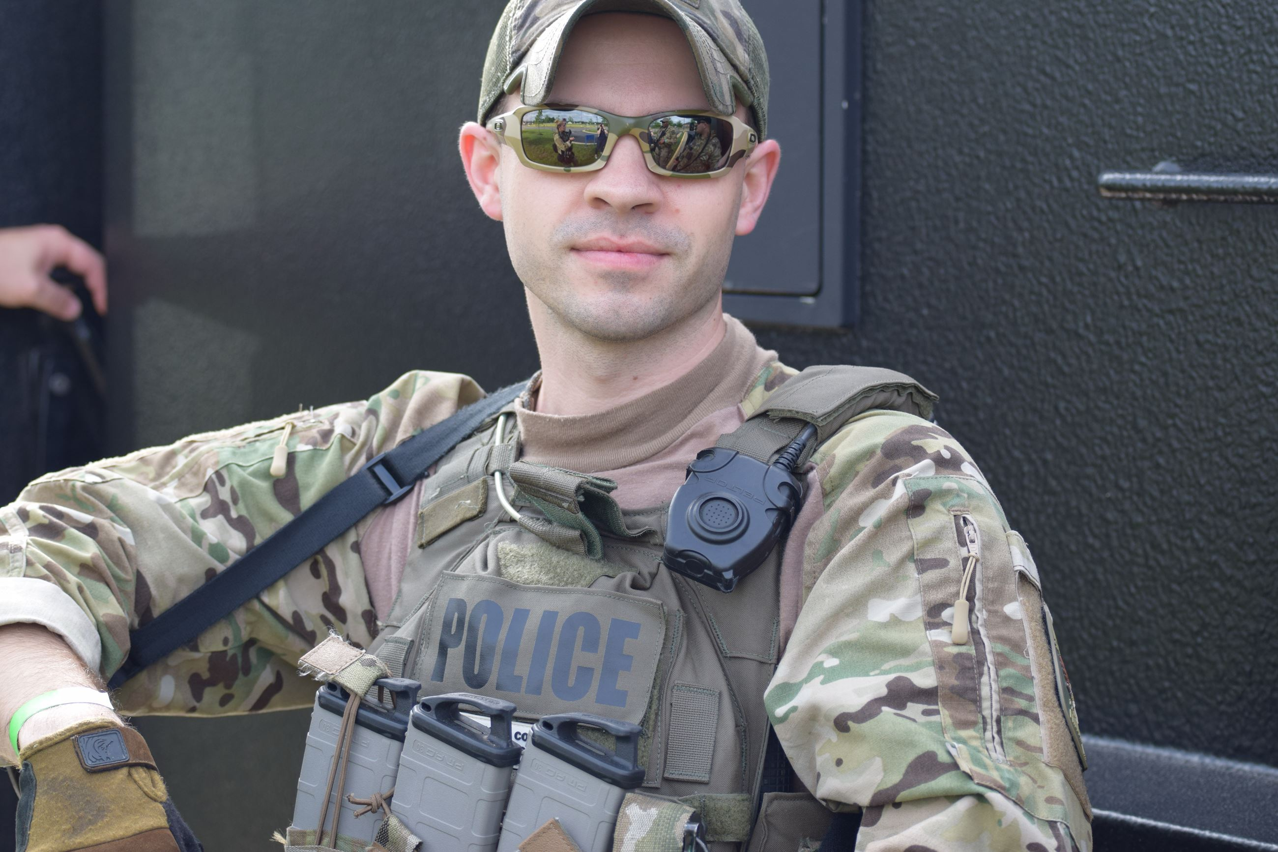 Photo of Police Officer