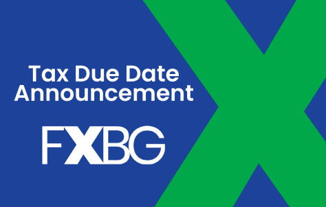 Tax Due Date Announcement